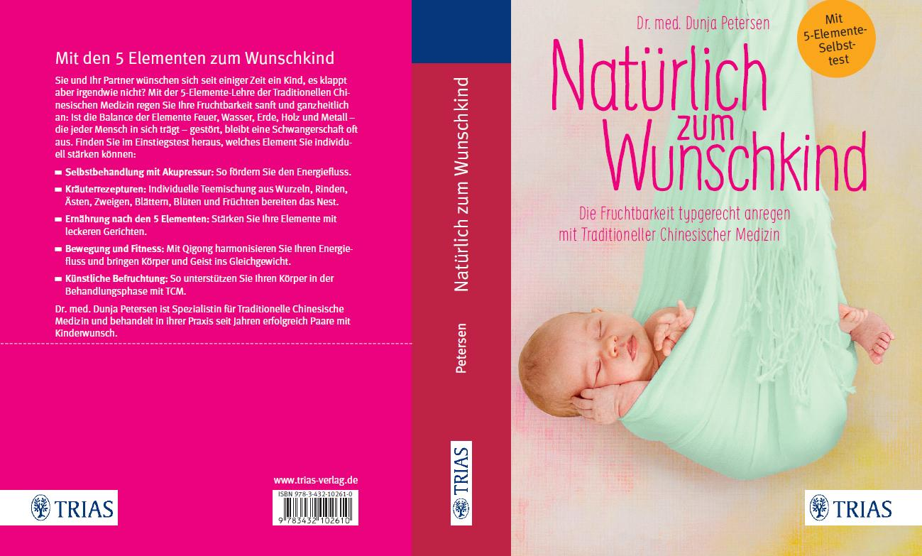 """Bild zum Buch """"Natürlich zum Wunschkind"""""""